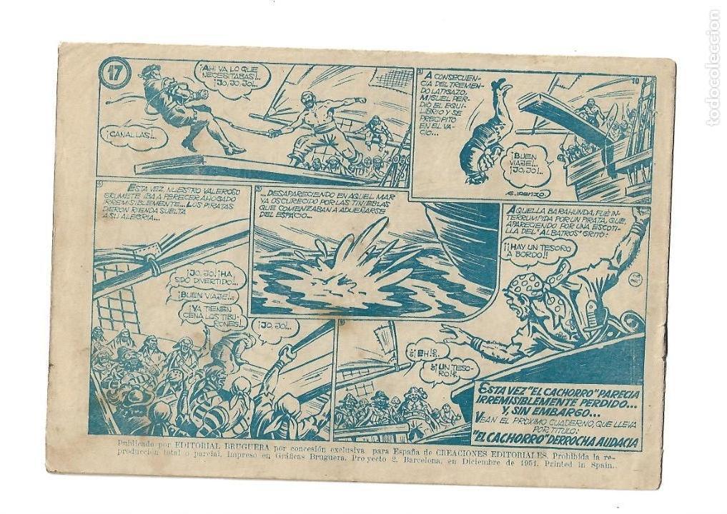 Tebeos: El Cachorro Año 1951 Colección Completa son 213 Tebeos + Almanaque para 1957 son Originales - Foto 45 - 134456154