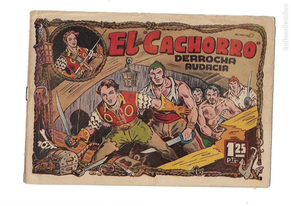 Tebeos: El Cachorro Año 1951 Colección Completa son 213 Tebeos + Almanaque para 1957 son Originales - Foto 47 - 134456154