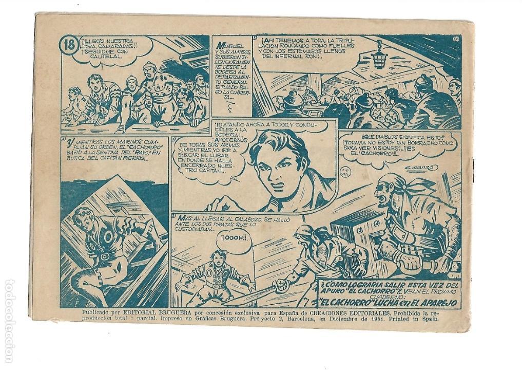 Tebeos: El Cachorro Año 1951 Colección Completa son 213 Tebeos + Almanaque para 1957 son Originales - Foto 48 - 134456154