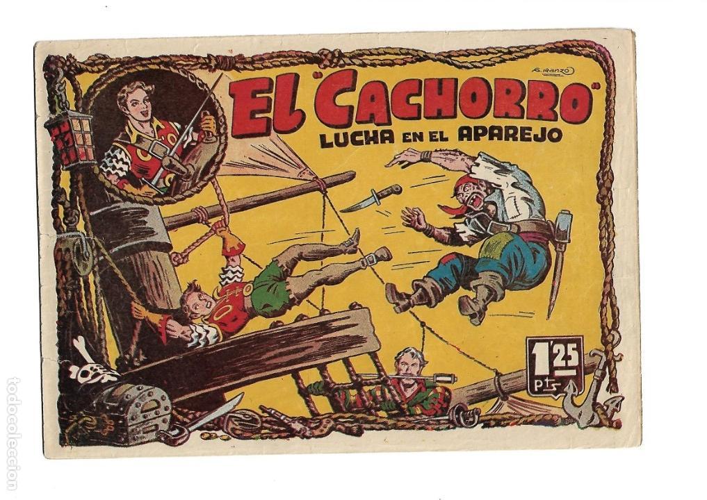 Tebeos: El Cachorro Año 1951 Colección Completa son 213 Tebeos + Almanaque para 1957 son Originales - Foto 49 - 134456154
