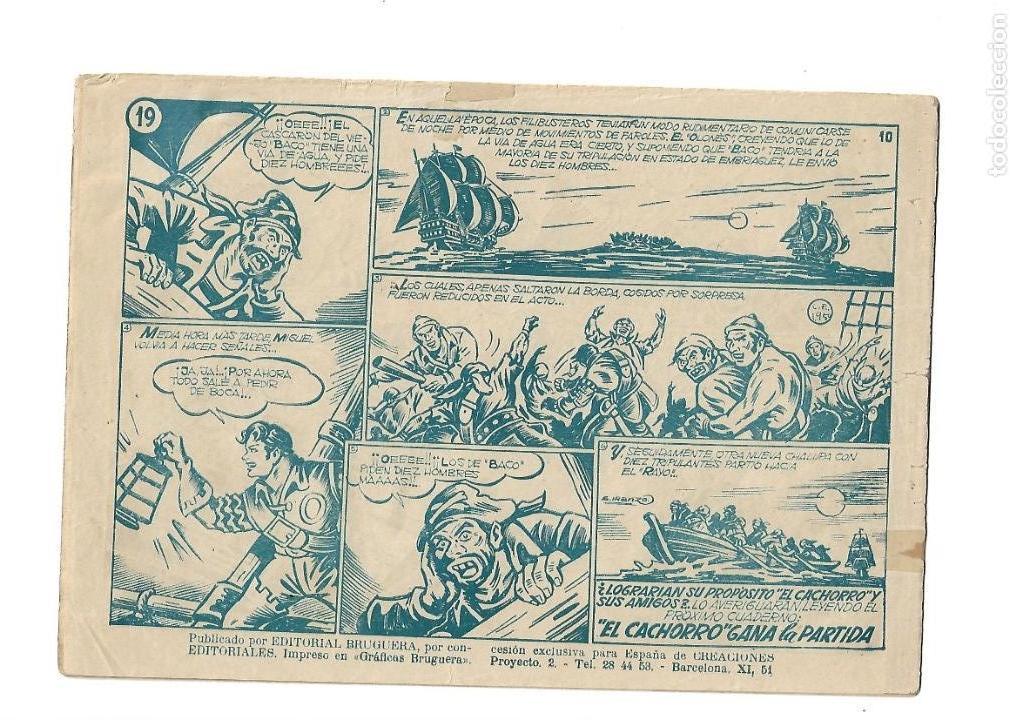 Tebeos: El Cachorro Año 1951 Colección Completa son 213 Tebeos + Almanaque para 1957 son Originales - Foto 50 - 134456154