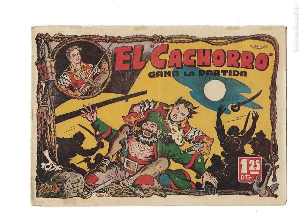 Tebeos: El Cachorro Año 1951 Colección Completa son 213 Tebeos + Almanaque para 1957 son Originales - Foto 51 - 134456154