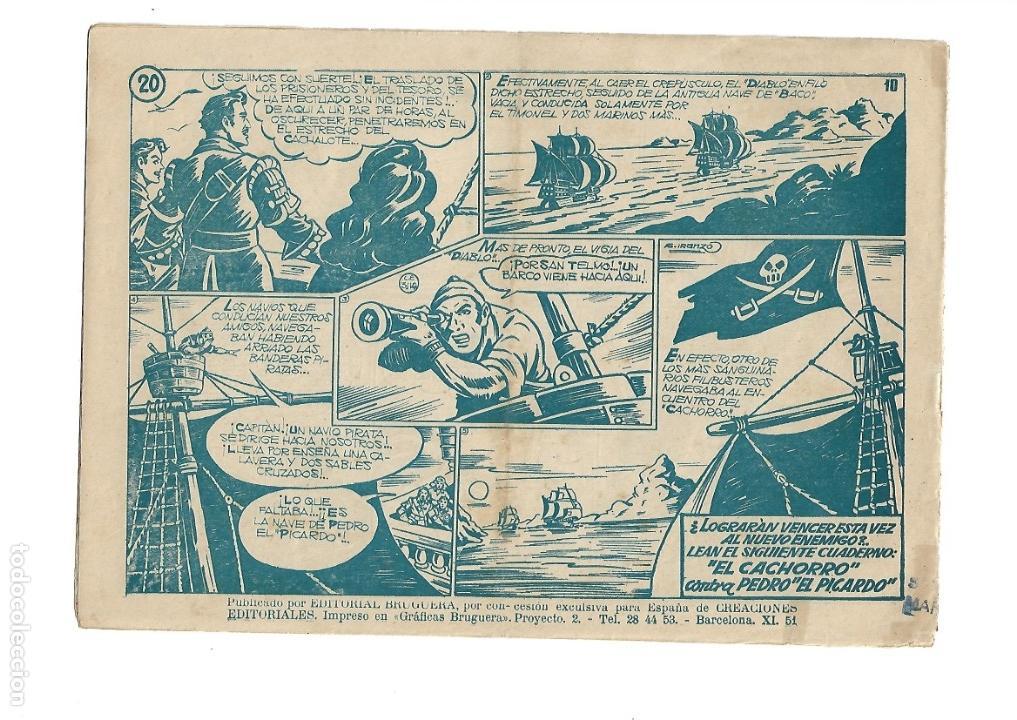 Tebeos: El Cachorro Año 1951 Colección Completa son 213 Tebeos + Almanaque para 1957 son Originales - Foto 52 - 134456154