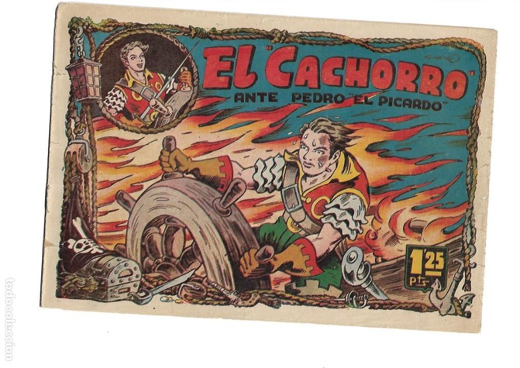 Tebeos: El Cachorro Año 1951 Colección Completa son 213 Tebeos + Almanaque para 1957 son Originales - Foto 53 - 134456154