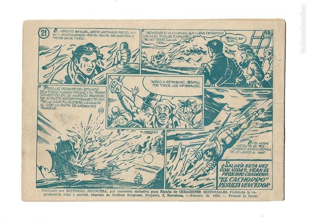 Tebeos: El Cachorro Año 1951 Colección Completa son 213 Tebeos + Almanaque para 1957 son Originales - Foto 54 - 134456154