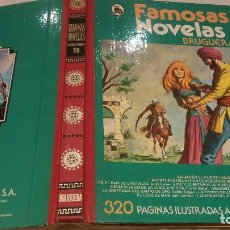Tebeos: FAMOSAS NOVELAS TOMO XII 3ª ED.1982 . Lote 134775714
