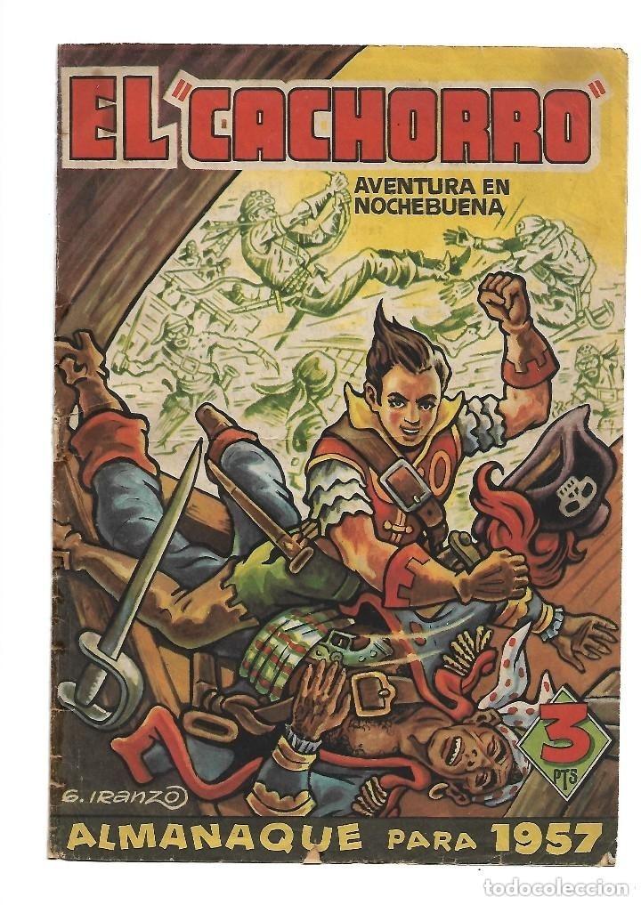 Tebeos: El Cachorro Año 1951 Colección Completa son 213 Tebeos + Almanaque para 1957 son Originales - Foto 2 - 134456154