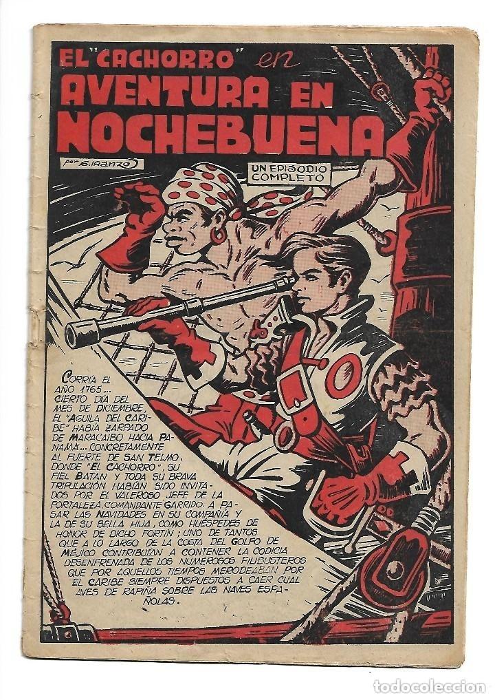 Tebeos: El Cachorro Año 1951 Colección Completa son 213 Tebeos + Almanaque para 1957 son Originales - Foto 4 - 134456154