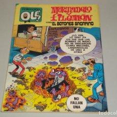 Tebeos: COLECCION OLE MORTADELO Y FILEMON ED. BRUGUERA 205 1980 MUY BUEN ESTADO. Lote 134877546