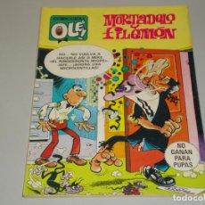 Tebeos: COLECCION OLE MORTADELO Y FILEMON ED. BRUGUERA 204 1981 MUY BUEN ESTADO. Lote 134877574