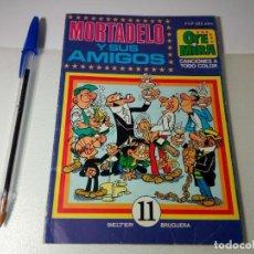 Tebeos: ANTIGUO COMICS. OYE MIRA, MORTADELO Y SUS AMIGOS. BRUGUERA. NUM. 11. Lote 134950886