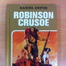 Tebeos: HISTORIAS SELECCIÓN CLÁSICOS JUVENILES Nº 10 - ROBINSON CRUSOE, DE DANIEL DEFOE. 1ª EDICIÓN, 2008. Lote 53633410