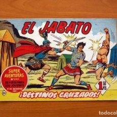 Tebeos: EL JABATO, Nº 86, DESTINOS CRUZADOS - EDITORIAL BRUGUERA 1958 . Lote 135081394