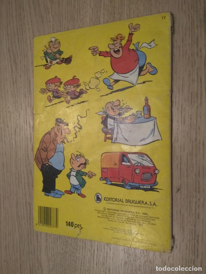 Tebeos: COLECCIÓN OLÉ! DOÑA TECLA BISTURÍN. BRUGUERA. Nº 17. 1985 - Foto 3 - 135112078