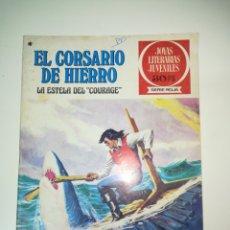 Tebeos: EL CORSARIO DE HIERRO 1978 - LA ESTRELLA DEL COURAGE. Lote 143244441