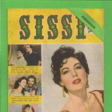 Tebeos: SISSI Nº 19 - REVISTA FEMENINA - AVA GARDNER. - BRUGUERA. (1958).. Lote 135214922