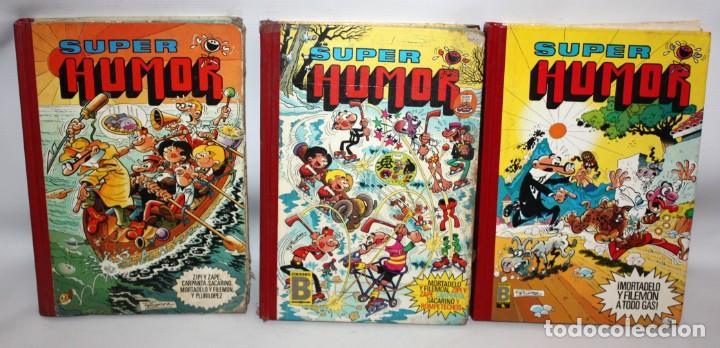 Tebeos: 16 TOMOS DE SUPER HUMOR EDITORIAL BRUGUERA. - Foto 4 - 138527202