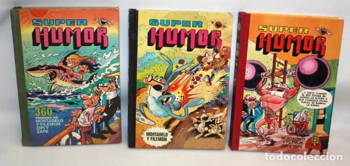 Tebeos: 16 TOMOS DE SUPER HUMOR EDITORIAL BRUGUERA. - Foto 6 - 138527202