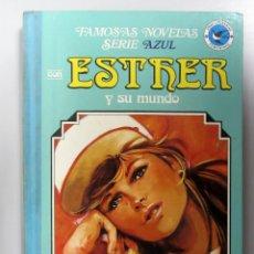 Tebeos: ESTHER Y SU MUNDO. Nº 10. 1ªEDICIÓN 1985. EDITORIAL BRUGUERA. TAPAS DURAS.. Lote 135313430