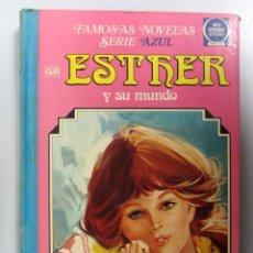 Tebeos: ESTHER Y SU MUNDO. Nº 3. 2ªEDICIÓN 1981. EDITORIAL BRUGUERA. TAPAS DURAS. . Lote 135313846