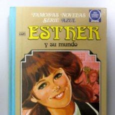 Tebeos: ESTHER Y SU MUNDO. Nº 6. 3ª EDICIÓN 1985. EDITORIAL BRUGUERA. TAPAS DURAS. . Lote 135313966