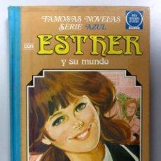 Tebeos: ESTHER Y SU MUNDO. Nº 6. 1ªEDICIÓN 1982. EDITORIAL BRUGUERA. TAPAS DURAS. . Lote 135315002