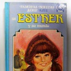 Tebeos: ESTHER Y SU MUNDO. Nº 2. 2ªEDICIÓN 1981. EDITORIAL BRUGUERA. TAPAS DURAS. . Lote 135315098