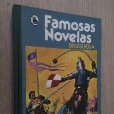Tebeos: FAMOSAS NOVELAS Nº 2 BRUGERA. 1986. Lote 135415602