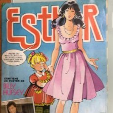 Tebeos: REVISTA ESTHER NÚMERO 73 ABRIL DE 1984, BUEN ESTADO. Lote 135509694