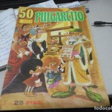 Tebeos: 50 ANIVERSARIO PULGARCITO. Lote 135593770