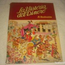 Tebeos: LA HISTORIA DEL DINERO, BANKUNION, MORTADELO Y FILEMON. Lote 135602914