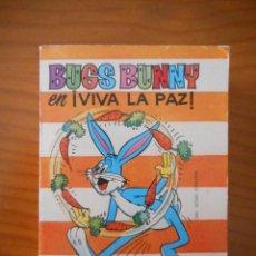 Tebeos: BUGS BUNNY EN VIVA LA PAZ - COLECCIÓN TELE INFANCIA Nº 88 - BRUGUERA 1967. 1ª EDICIÓN. Lote 135605898