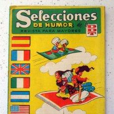 Tebeos: TEBEO . COMIC . SELECCIONES DE HUMOR DE EL DDT . NUMERO 76. Lote 135643363