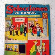 Tebeos: TEBEO . COMIC . SELECCIONES DE HOMOR DE EL DDT . NUMERO 12. Lote 135643447