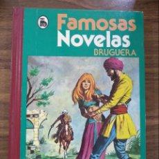 Tebeos: FAMOSAS NOVELAS TOMO XII - J0051. Lote 135719231