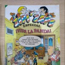 Tebeos: ZIPI Y ZAPE ESPECIAL 136 - VIVA LA PANDA - J0057. Lote 135724395