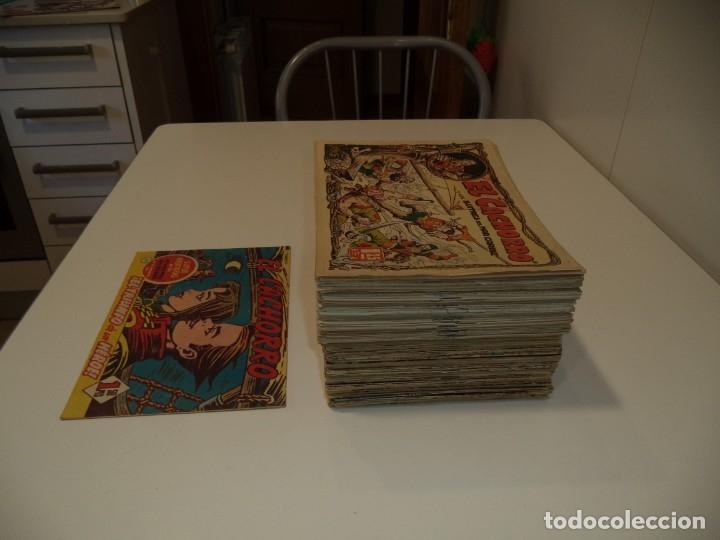 Tebeos: El Cachorro Año 1951 Colección Completa son 213 Tebeos + Almanaque para 1957 son Originales - Foto 46 - 134456154