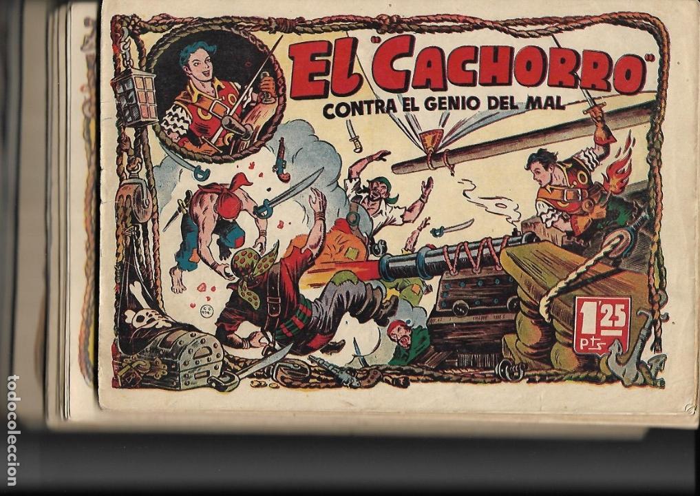 Tebeos: El Cachorro Año 1951 Colección Completa son 213 Tebeos + Almanaque para 1957 son Originales - Foto 7 - 134456154