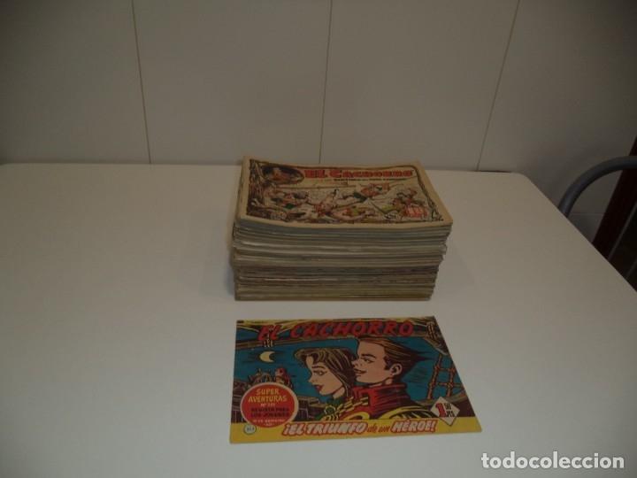 Tebeos: El Cachorro Año 1951 Colección Completa son 213 Tebeos + Almanaque para 1957 son Originales - Foto 6 - 134456154