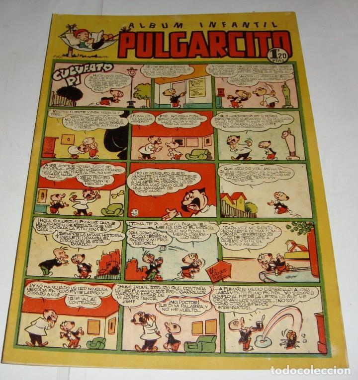PULGARCITO 208. ALBUM INFANTIL. CUCUFATO PI. (Tebeos y Comics - Bruguera - Pulgarcito)