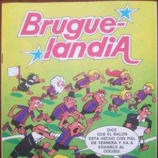 Tebeos: COMIC N°5 BRUGELANDIA 1981. Lote 135857085