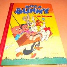 Tebeos: BUGS BUNNY Y SU PANDA-Nº. 1.- EDT. BRUGUERA- 1984- 1ª. EDC.. Lote 135943718