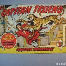 Tebeos: CAPITAN TRUENO, EL (1956, BRUGUERA) 145 · 13-VII-1959 · RESCATE FRUSTRADO. Lote 136039726