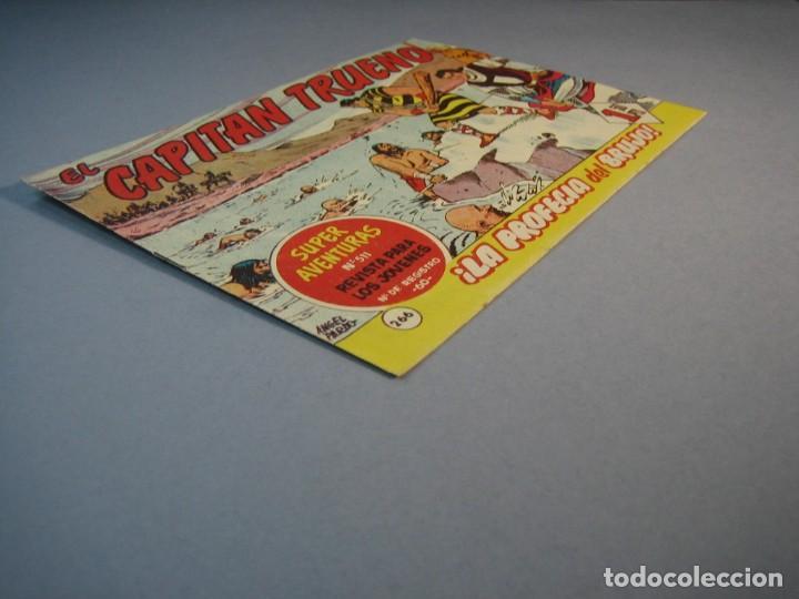 Tebeos: CAPITAN TRUENO, EL (1956, BRUGUERA) 266 · 6-XI-1961 · LA PROFECIA DEL BRUJO - Foto 3 - 136043618