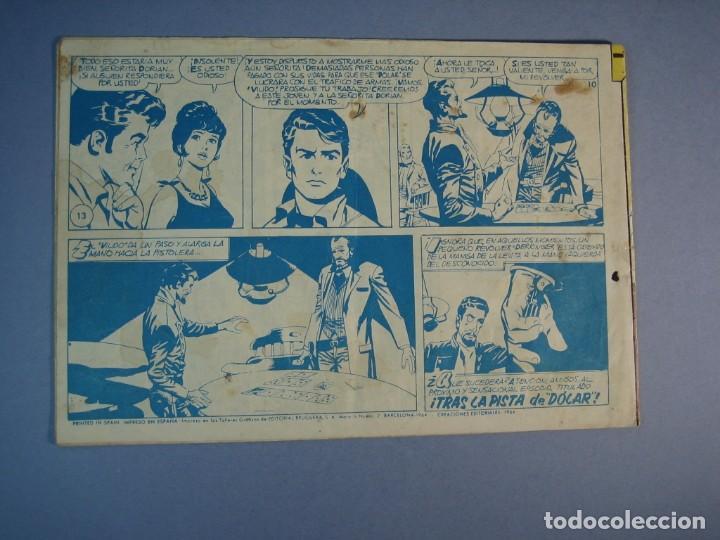 """Tebeos: JALISCO (1963, BRUGUERA) 13 · 9-III-1964 · LUCHA EN EL """"SALOON"""" - Foto 2 - 136051250"""