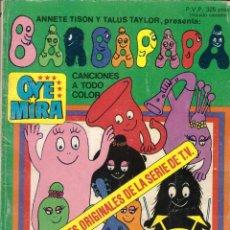 Tebeos: COMIC OYE MIRA, Nº 7: BARBAPAPA; BELTER-BRUGUERA, 1979. Lote 136145354