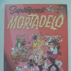 Tebeos: ALBUM COLECCION SUPERCOMIC : MORTADELO . N º 3 . EDICIONES B . 2005. Lote 136165822