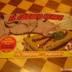 BDs: EL COSACO VERDE Nº 130 ORIGINAL BRUGUERA 1962. Lote 239399525