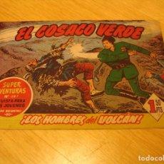 Tebeos: EL COSACO VERDE Nº 36 ORIGINAL BRUGUERA 1962 . Lote 136270170