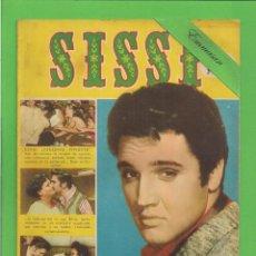 Tebeos: SISSI Nº 68 - REVISTA FEMENINA - ELVIS PRESLEY. - BRUGUERA. (1959).. Lote 136274986